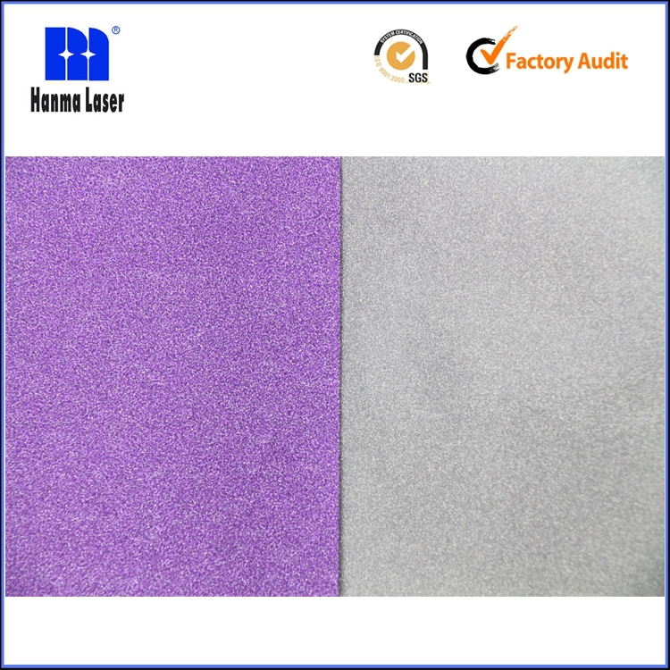 High quality PP Thermal Laminating metallized glitter Film
