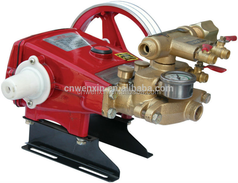 22 /28/30/60model plunger power sprayer pump in Globle Market