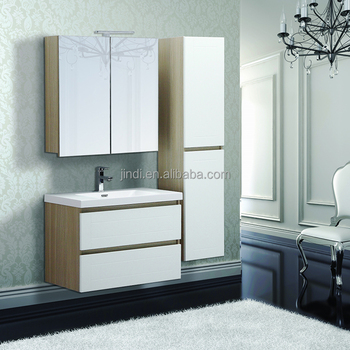 Thermo Foiled OBI Partner Bathroom Vanities In China