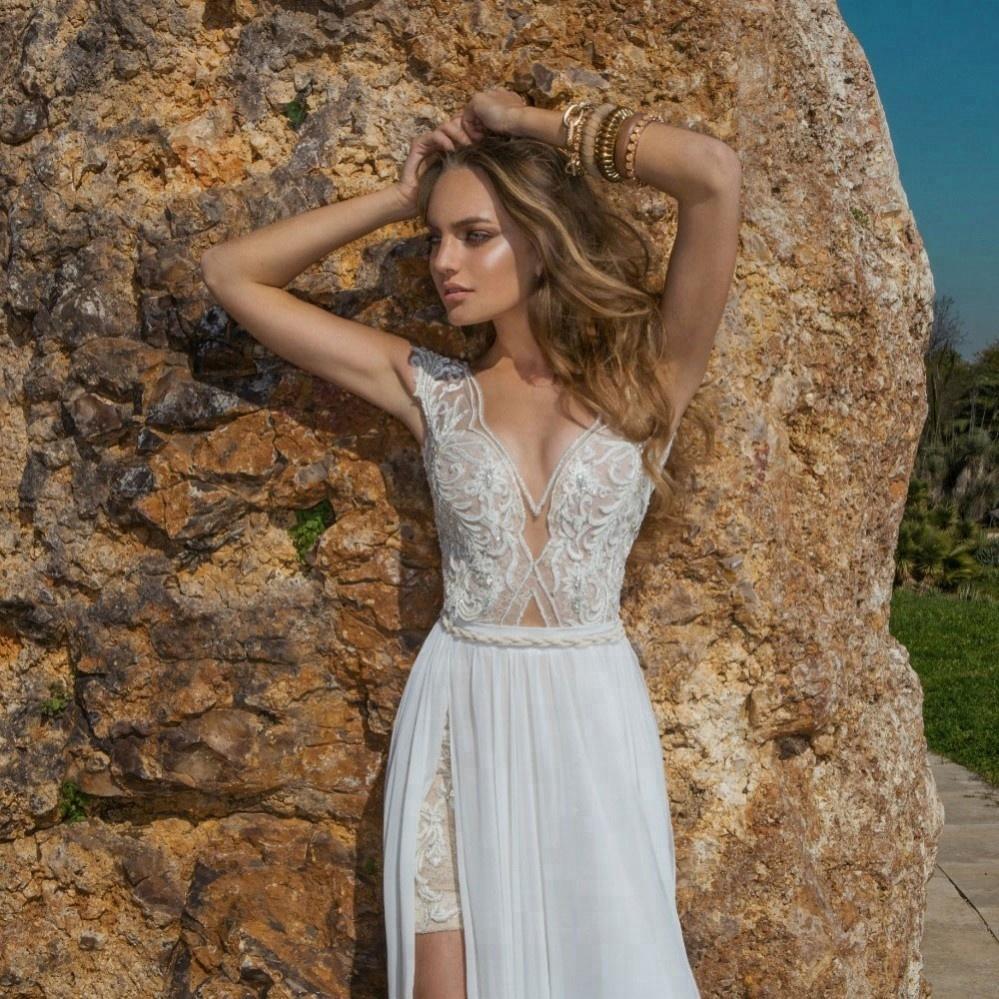 Beach Wedding Dresses, Sexy Beach Wedding Dresses