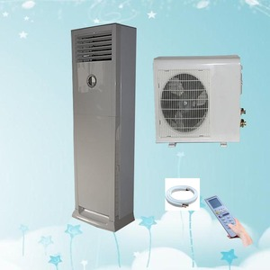 ceiling cassette AC system 24000-60000btu R22 heat and air with CE 5 years warranty