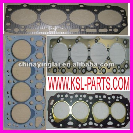 MD112531 MD13797 MD160942 MD174796 head gasket for Hyundai forklift engine parts D4BB