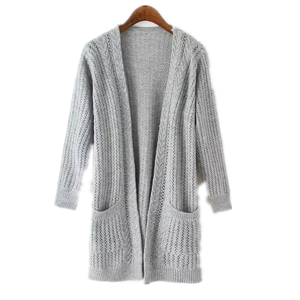 Cheap Black Long Sleeve Cardigan Sweaters, find Black Long Sleeve ...