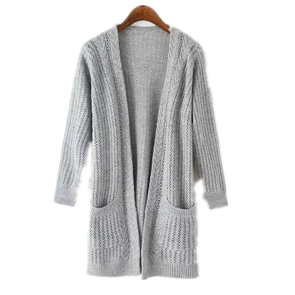 Cheap Black Long Sleeve Cardigan Sweaters, find Black Long Sleeve ...