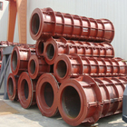 auto drain precast steel mould for concrete pipe