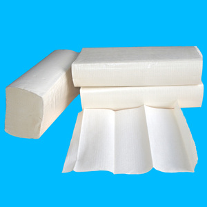 1ply 2ply white interfold Ultra slim hand paper Towel