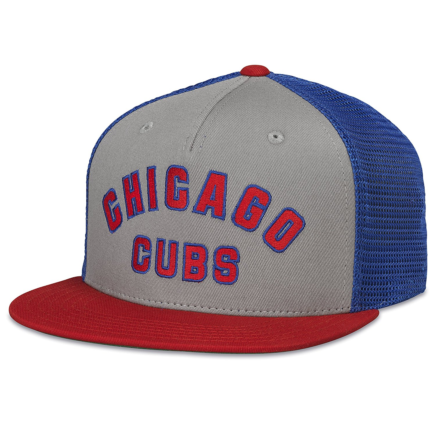 04bbe1f5c53fe Get Quotations · MLB American Needle Pastime Gatekeeper Cooperstown Mesh  Back Adjustable Snapback Hat