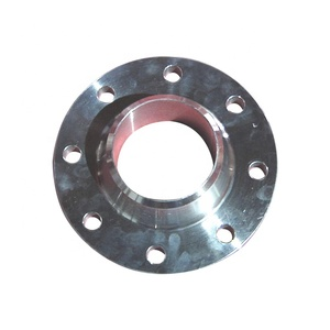 Galvanized Concrete Pump Pipe Flange Fittings