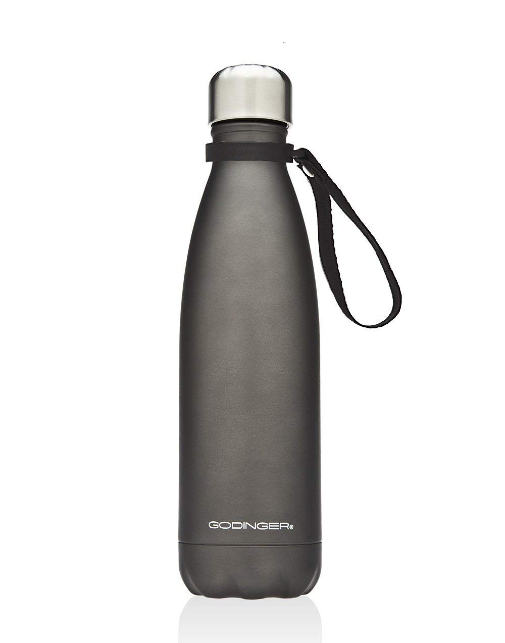 Sport Gift 500ml Home Vacuum Insulated Thermos Sports Flask Keep Drinks Cold 14Hours or Hot 12Hours 17OZ XNBDA Thermos Vacuum Insulated Stainless Steel Water Bottle 500ml 17OZ Black Keep Drinks Cold 14Hours Hot 12Hours Travel