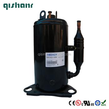 R22 Hitachi Highly T1 Air Conditioner Rotary Compressor SD134SN 208 230V 9500 Btu