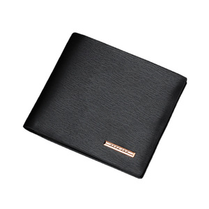 Lingyue MW1111 Wholesale Short Model Card Holder Wallets Designer Leather Boy Wallet For Men Pocket