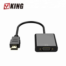 Fábrica al por mayor 1080P <span class=keywords><strong>HDMI</strong></span> macho <span class=keywords><strong>a</strong></span> hembra adaptador <span class=keywords><strong>VGA</strong></span> para tablet PC