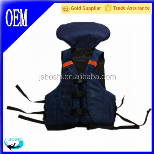 oxford NBR foam fabric for life saving jacket