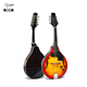 wholesale Smiger chinese folk musical instruments 8 string A style acoustic electric mandolin