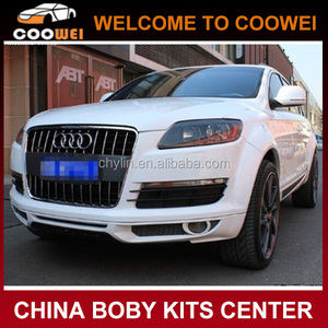 Top Quality Pu Material Q7 Body Kit For Audi Q7 2010up