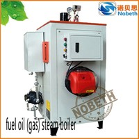 full automatic high pressure 0.10T natural gas steam generator