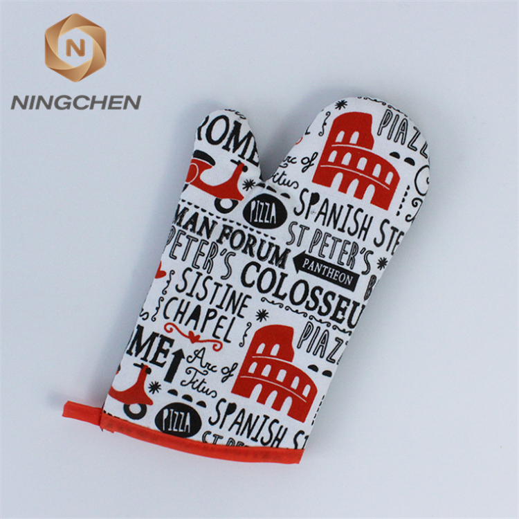Customized antique kitchenware cotton potholder 100 cotton pot holder for kitchen using