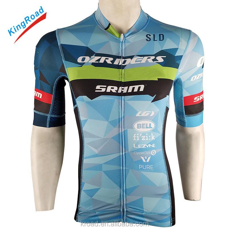 b90d8844d wholesale specialized china coolmax race cut custom cycling jersey set pro  team bike clothes man manufacturer