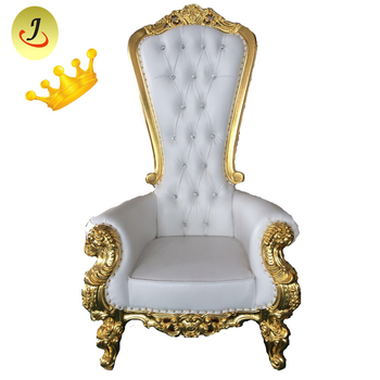 High Back Cheap King Throne Chair For Party JC-K25