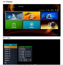 IPTV Server Software Multimediale di <span class=keywords><strong>Video</strong></span> In Streaming Server OTT Middleware In Diretta Streaming Arabo IPTV Apk