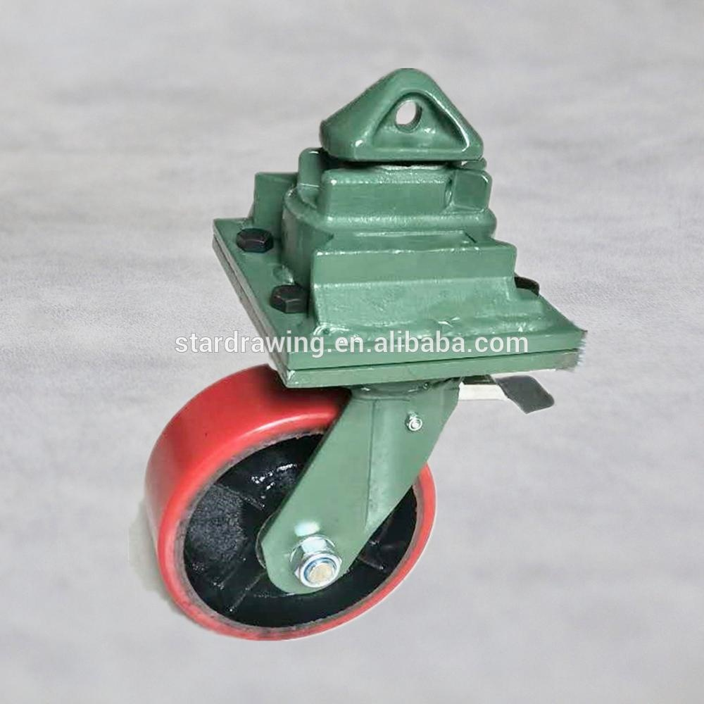 Ss 8 Inch Iso Shipping Container Wheels Caster - Buy Shipping Container  Wheels,Container Wheel,Container Caster Product on Alibaba com