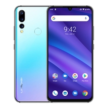 Baru Asli Dropshipping Umidigi A5 <span class=keywords><strong>Pro</strong></span> Global Dual 4G Smartphone 4GB 32GB 6.3 Inci Android Ponsel telepon