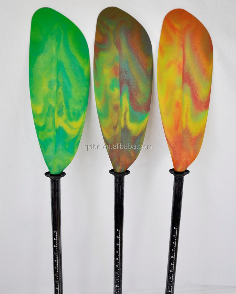 Professional design fashion adjustable shaft carbon fiber dragon boat paddle