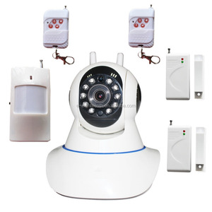 Best wireless Intruder Security WiFi GPRS network GSM Home Alarm System  with APP control, GSM Alarm
