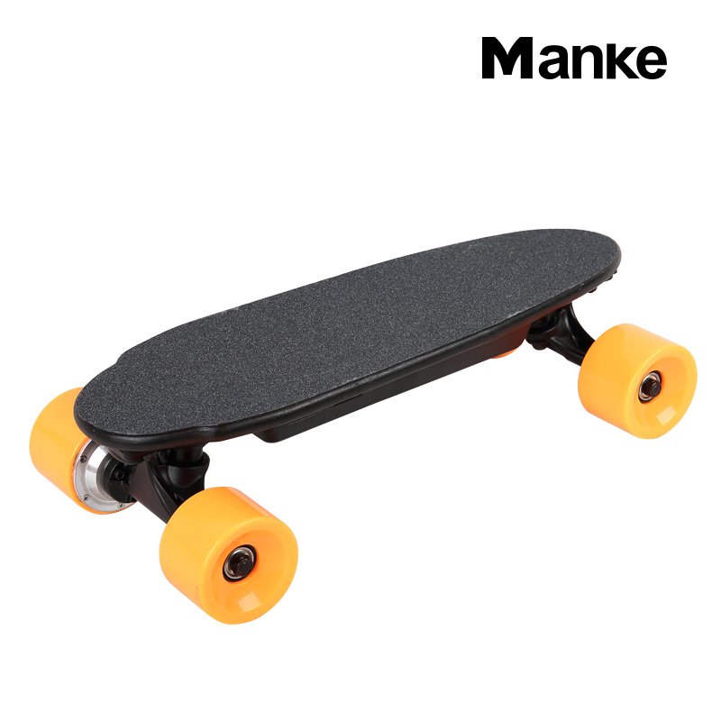 Manke DIY Electric Skateboard Motor Kit Parts Battery Pack Wheels 200w Deck Truck Electric Skateboard