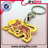 Artigifts company Professional blank triangle promotional key chains