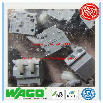 721-603/000-042 Wago Male/female Wire/pcb/din Connector Terminal ...