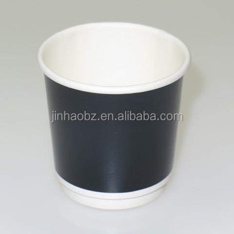 Beverage Use and Double Wall Style custom printed paper cups