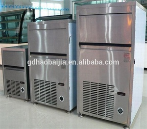 50kg per day Commercial stainless steel ice machines for block ice