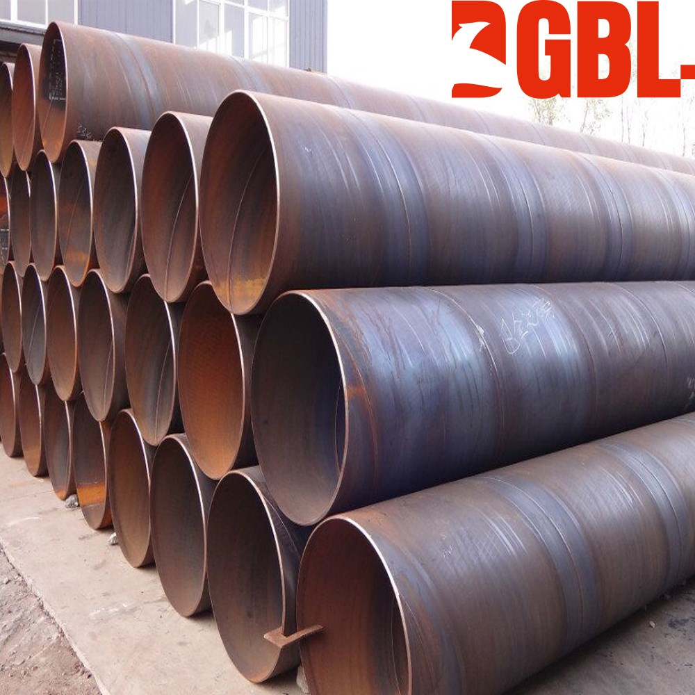 Spiral submerged arc welding steel pipe for api l