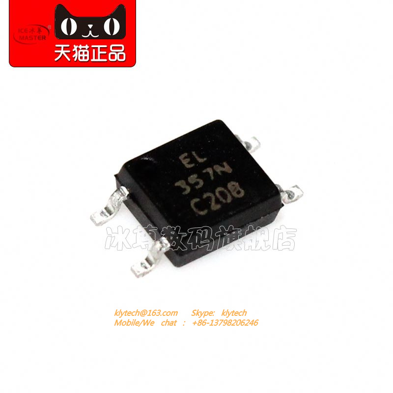 Original New ic EL357N EL357C SOP4 Optoisolator A B D