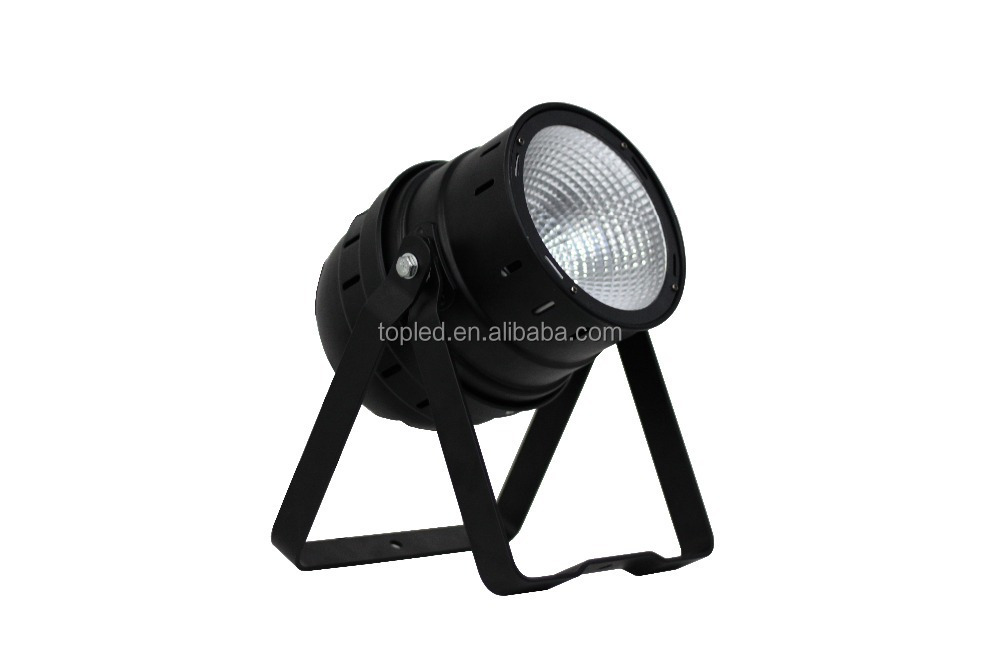 China Price 200W RGBW Indoor Cob Led Par Can Light