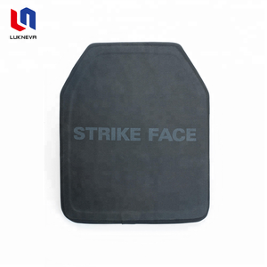 Silicon Carbide Ceramic bulletproof plates NIJ Level III/ballistic plate/Body armor plate