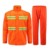 Wholesale Custom Road Safety Rain Suit Waterproof Reflective Rain Jacket And Trousers Police High-visibility Work Suit