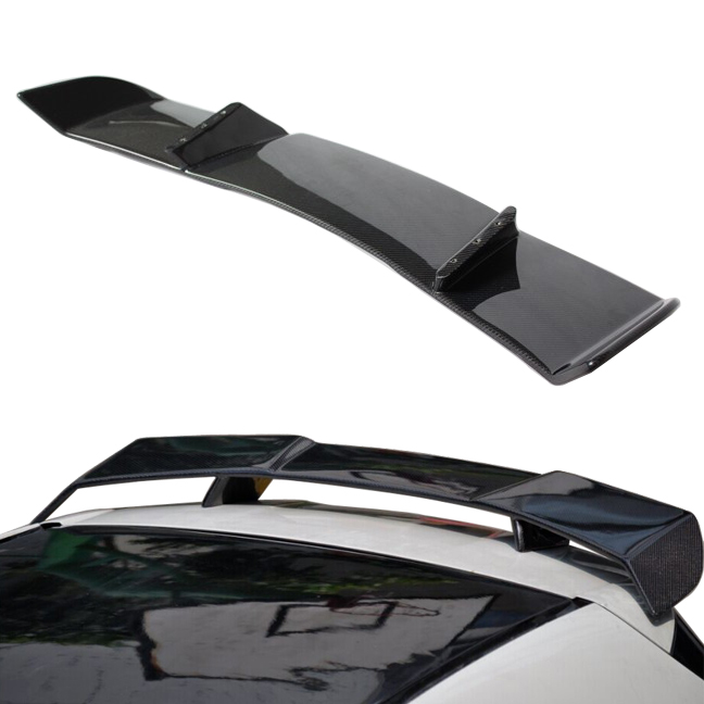2016 New model! 100% full carbon fiber rear spoiler for w176 a45 a-class amg