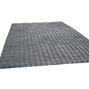 Customized reinforcing concrete steel welded wire mesh sheets