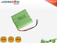 Hot sale ni-mh 9v rechargeable nimh battery durable rechargeable battery for