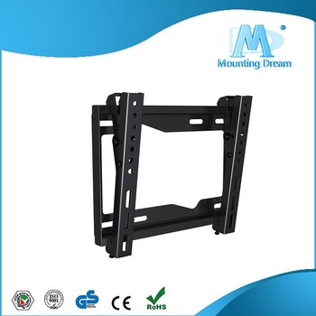Tilt TV Wall Mount Bracket for 26-42 Inches TVs , Loading Capacity 20kg, 0-10 Degree Forward Tilt