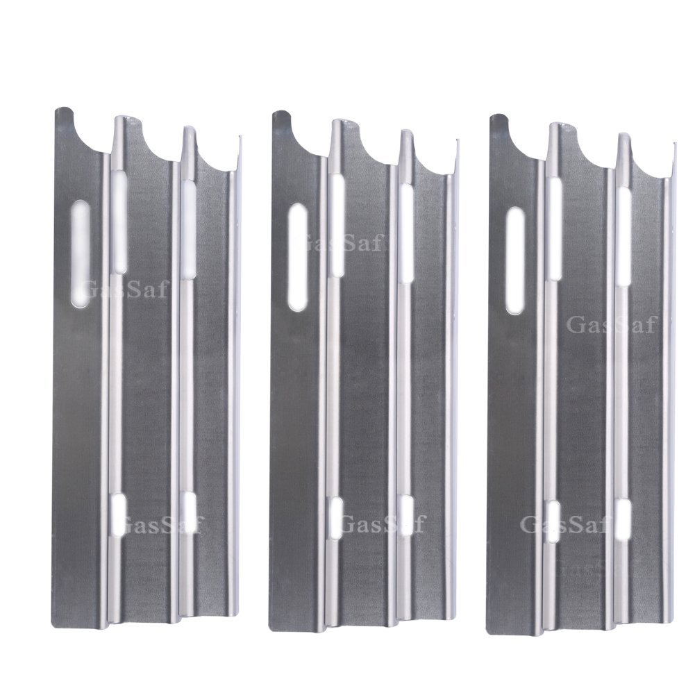 Vermont Castings Grill Parts Heat Plate Shield Burner Cover 14 1//2 In 4 Pack