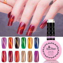 24Color Magnetic Cat Eye Gel Polish Soak off UV LED Gel Lacquer NA050