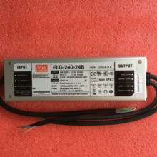 ELG-240-24B 台湾 mingwei 240W24V 防水 LED 電源 10A 3 オールインワン調光街路灯 MEAN WELL