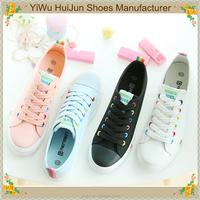 China women flat casual shoes alibaba women cheap canvas shoes