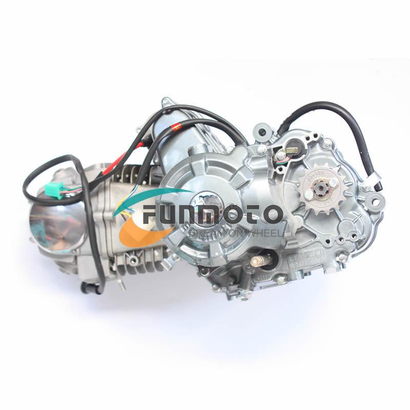 107CC-120CC gokart engine of suzhou yonghe motorcycle BMS