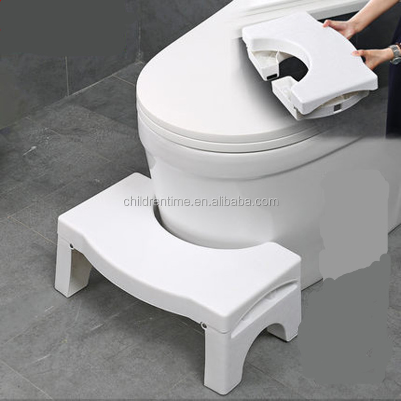 High quality toilet potty anti-slip children plastic step stool