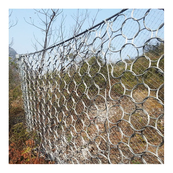 High Quality defend debris flow mesh SNS slope  protection debris flow netting