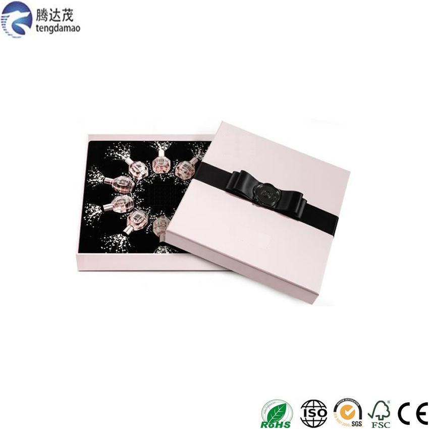 Newest and hottest products Accept Custom Order essential oil gift box packaging cardboard paper